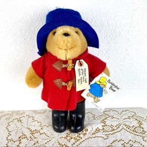 Vtg Paddington Bear